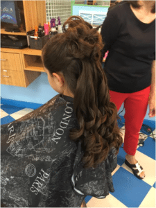 Kids Haircuts - Rainbow Kids Hairstyling Kids Salon & Barber Services